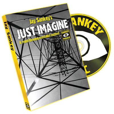 Just Imagine (With DVD) by Jay Sankey - Trick