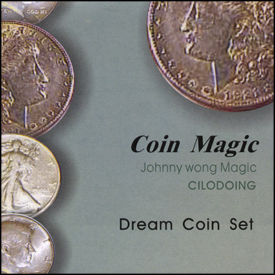 Dream Coin Set (con DVD) - Johnny Wong