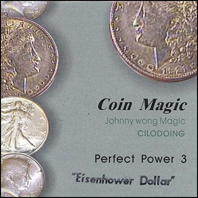 Perfect Power Eisenhower Dollar