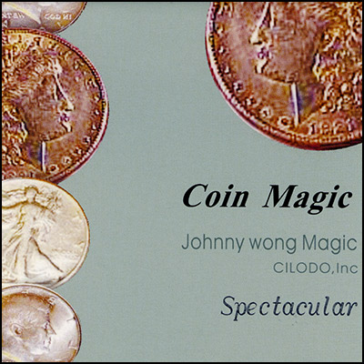 Spectacular (with DVD)by Johnny Wong - Trick