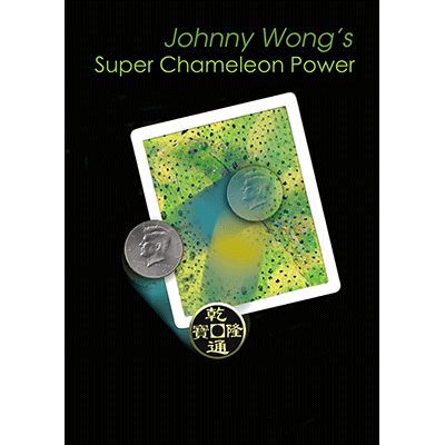 Super Chameleon Power (with DVD) by Johnny Wong - Trick