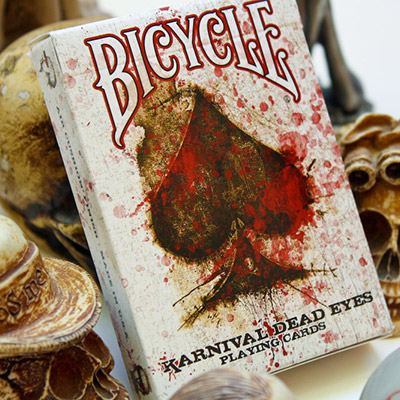 Karnival Dead Eyes Deck by Big Blind Media - Trick