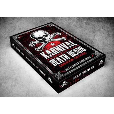 Karnival Death Head Deck(Limited Edition) by Big Blind Media