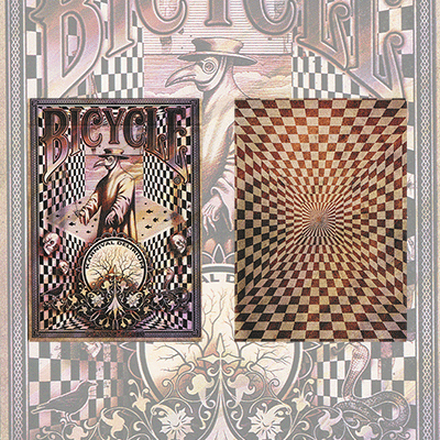 Karnival Delirium Deck (Limited Edition) by Big Blind Media - Trick