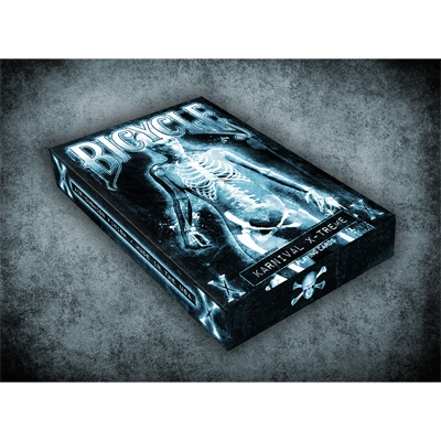 Karnival Xtreme Deck (Limited Edition) by Big Blind Media - Trick