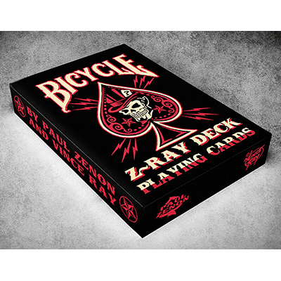 Karnival ZRay Deck by Big Blind Media - Trick