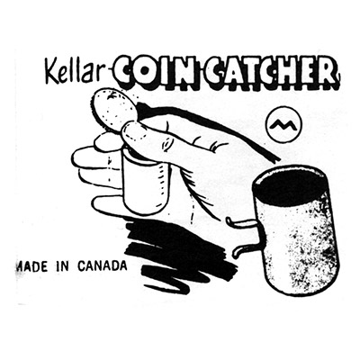 Kellar Coin Catcher by Morrissey Magic - Trick