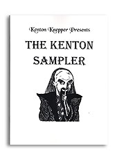 Kenton Sampler book Kenton Knepper