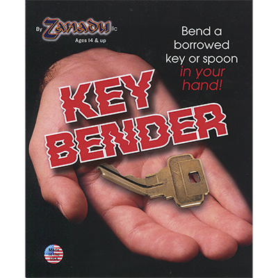 Key Bender by Zanadu Magic - Trick