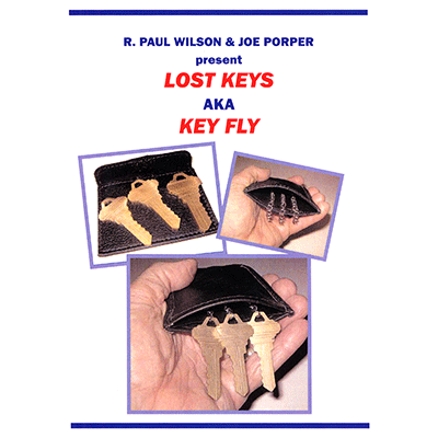 KEYFLY (Lost Keys) by R. Paul Wilson and Joe Porper