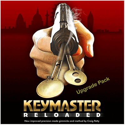Keymaster Reloaded ( Upgrade Pack )by World Magic Shop