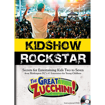 Kid Show Rockstar by Eric Knaus - DVD