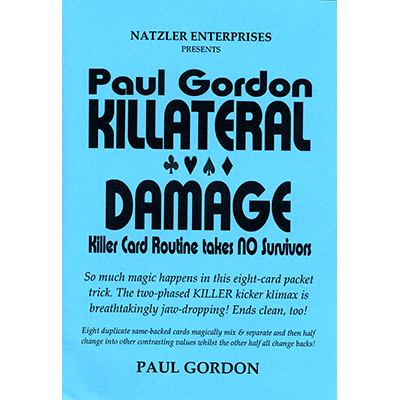 Killateral Damage by Paul Gordon