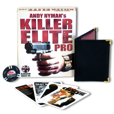 Killer Elite Pro by Andy Nyman - Trick