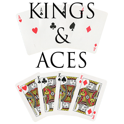 Kings to Aces by Merlin's of Wakefield - Trick