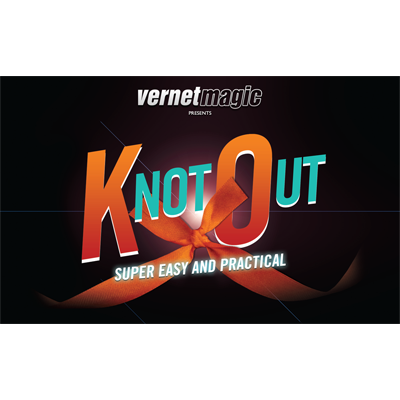 Knot Out by Vernet Magic - Trick