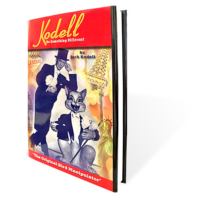 Kodell, Do something Different - Libro de Magia