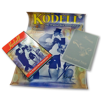 Kodell Do Something Different (Collector's Edition) - Book & Poster