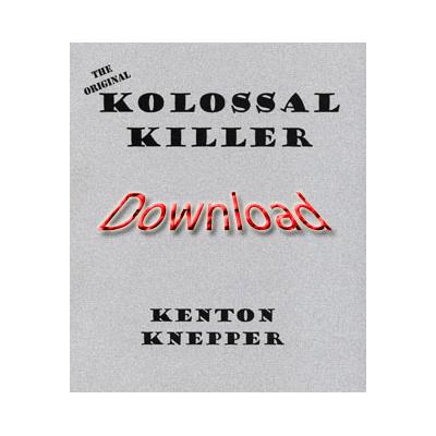 Kolossal Killer (Original) eBook DOWNLOAD