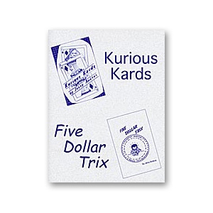 Kurious Kards by Jerry Andrus - Book
