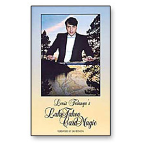 Lake Tahoe Card Magic by Louis Falanga - Book
