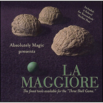 "La Maggiore ""Three Shell Game"" - Trick"