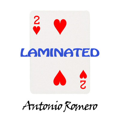 Laminated by Antonio Romero - Trick