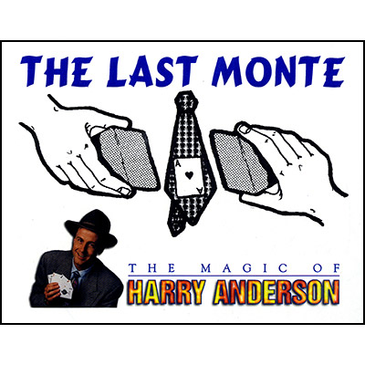 The Last Monte by Harry Anderson - Trick