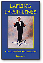 Laugh Lines book Duane Laflin