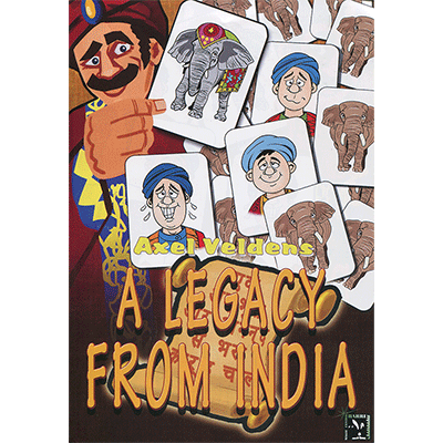 Legacy in India by Harri Magic Center - Trick