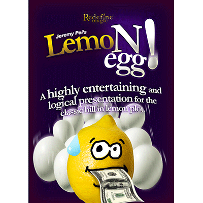 LemoNegg 2.0 by Jeremy Pei - Trick