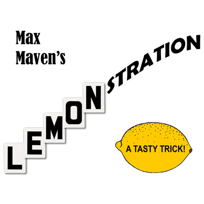 Lemonstration by Max Maven - Trick