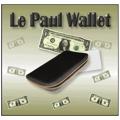 The Le Paul Wallet - Heinz Mentin