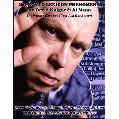 Lexicon Phenomena by Devin Knight and Al Mann - Trick