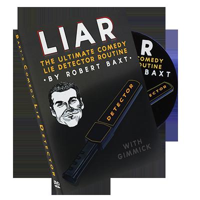 LIAR (DVD & Gimmicks) by Robert Baxt