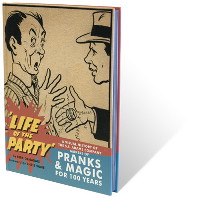 Life Of The Party - A Visual History Of S.S. Adams - Book