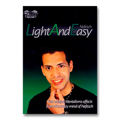 Light and Easy by Nefesch and Titanas - Book