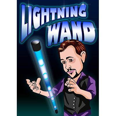 Lightning Wand by Monkey School
