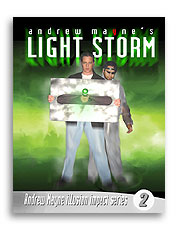 Light Storm by Andrew Mayne - Book