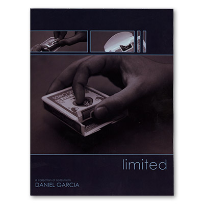 Lecture Package Limited - Daniel Garcia - Libro de Magia