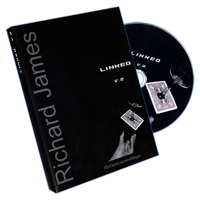 Linked 2.0 (With DVD, Blue Double Back) by Richard James
