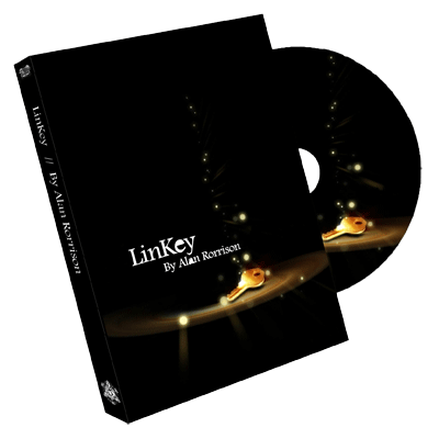 Linkey (includes all Gimmicks) by Alan Rorrison and Titanas Magic - DVD