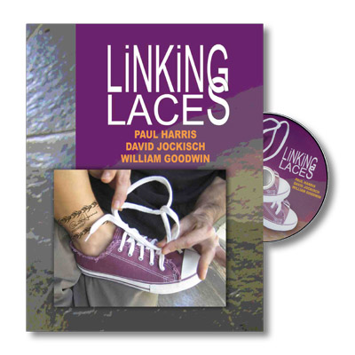 Linking Laces (With DVD) by Harris, Jockisch, and Goodwin - Trick