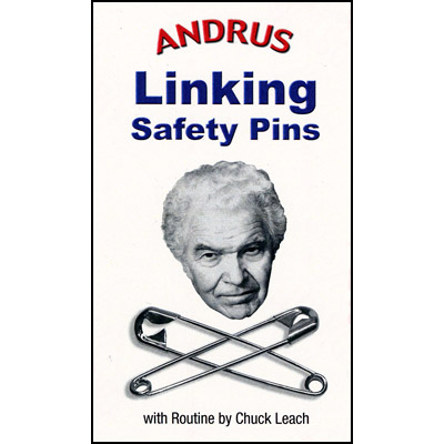 Linking Pins by Jerry Andrus and Chazpro - Trick