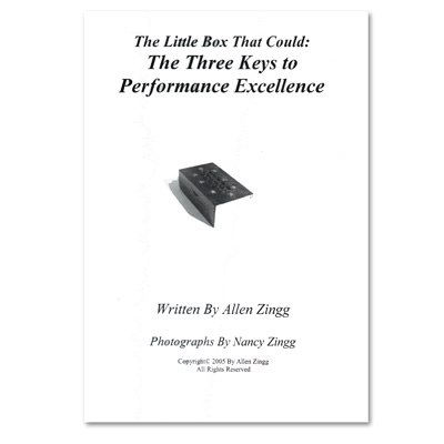 Little Box That Could book Allen Zingg