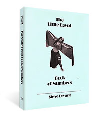Little Egypt Book of Numbers - Steve Bryant - Libro de Magia
