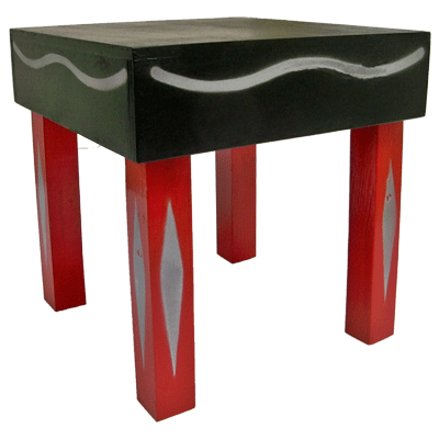 Little Fallapart Table by Ickle Pickle Products, Inc. - Trick