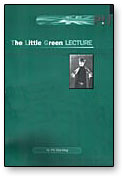 Little Green Lecture Notes by Pit Hartling - Book