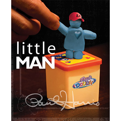 Paul Harris Presents Little Man by Paul Harris, Rod Whitlock and Mark Allen - Trick