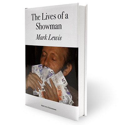 The Lives of a Showman - Mark Lewis - Libro de Magia